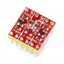 Převodník logické úrovně 3,3 V / 5 V - UART - Iduino ST1167