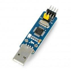 Programátor / debugger STM8 / STM32 kompatibilní s ST-LINK / V2