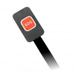 """Samolepící membránová klávesnice - 1 klávesa """"SOS"""""""