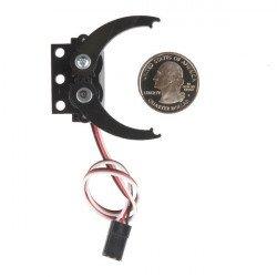 Micro servo chapadlo - Actobotics Micro Gripper Kit
