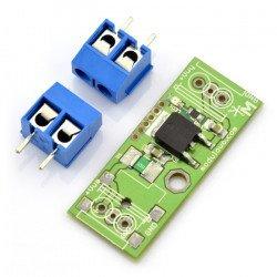 Modul stabilizátoru LF33 - 3,3 V s pojistkou 500 mA - MOD-06 / 3V3