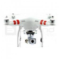 Quadrocopterový dron DJI Phantom 2 Vision Plus 2,4 GHz s 3D kardanem a kamerou