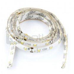 LED pásek IP65 6W, 60 diod / m, 8mm, teplá barva - 1m