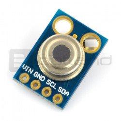 Digitální infračervený teploměr MLX90614ESF I2C - pyrometrový modul