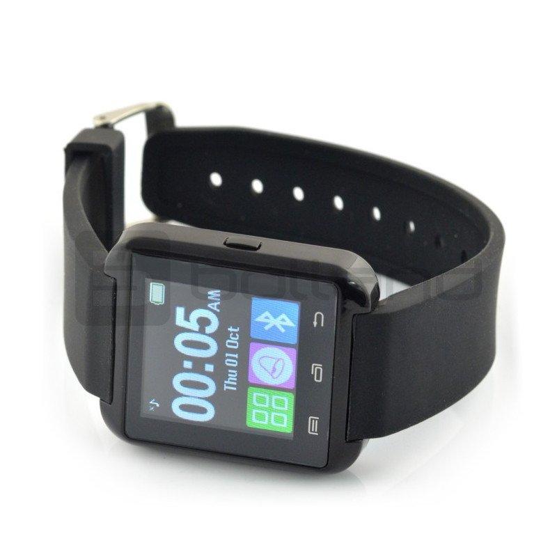 SmartWatch U8 - chytré hodinky s funkcí telefonu