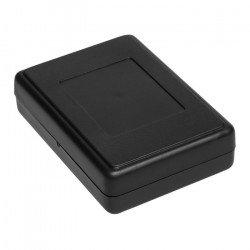Plastové pouzdro Kradex Z23A - 84x59x22mm černé
