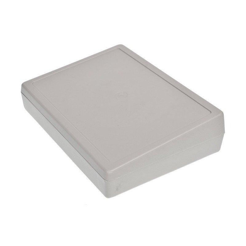 Plastové pouzdro Kradex Z33JA - světlo 190x140x46mm