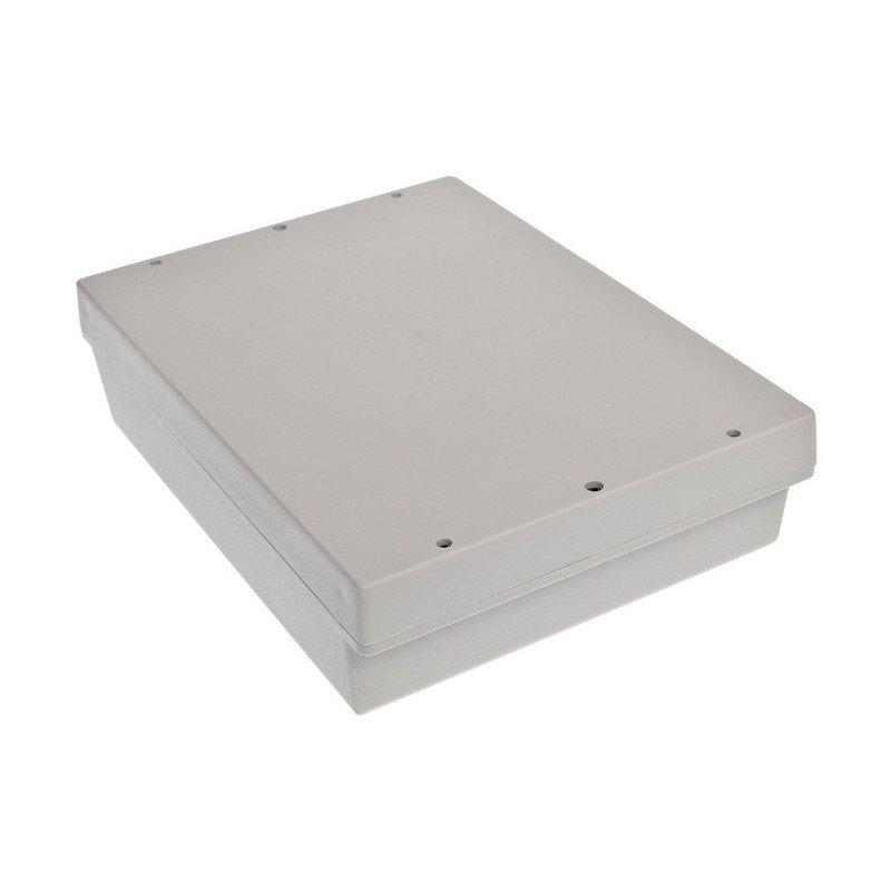 Plastové pouzdro Kradex Z46J - světlo 198x144x52mm