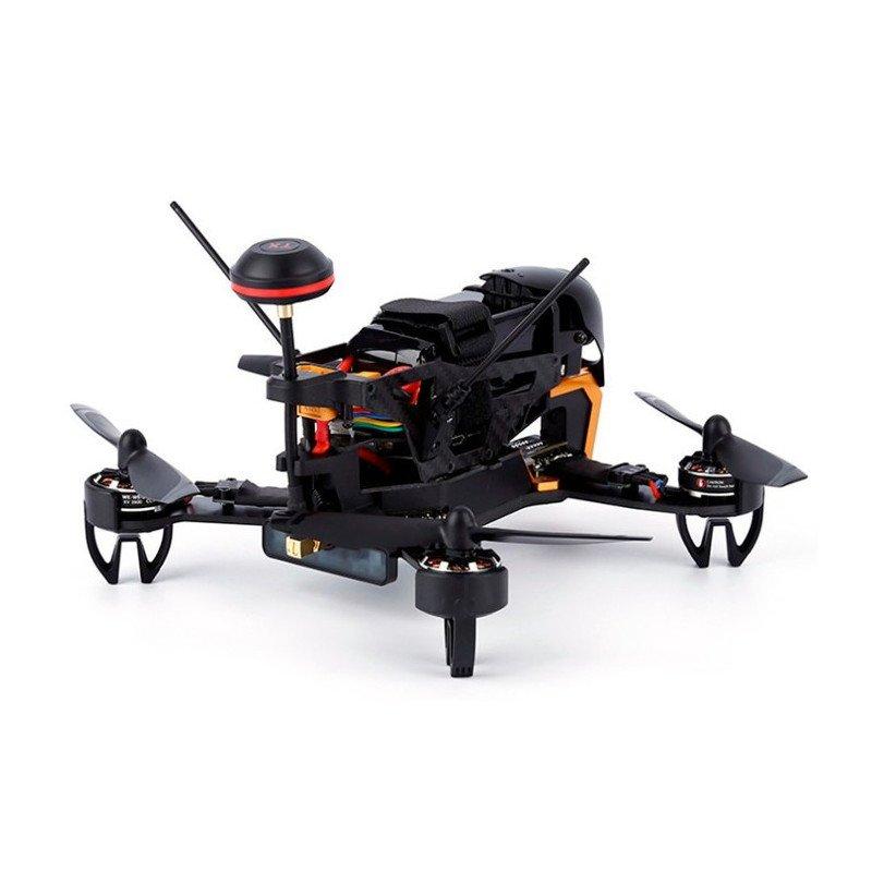 Walkera F210 RTF1 quadrocopter dron s FPV kamerou a OSD modulem - 18cm