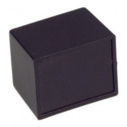 Plastové pouzdro Kradex Z81 - 15x16x20mm černé