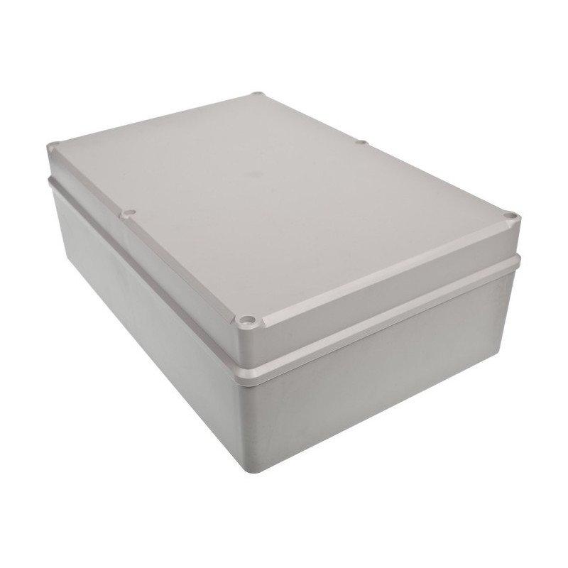 Plastové pouzdro Kradex Z90J - světlo 225x175x80mm