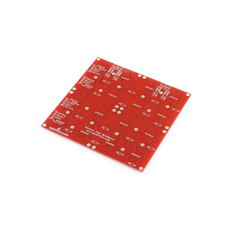 Deska pro tlačítka 4x4