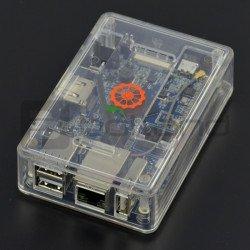 Pouzdro pro Orange Pi PC Plus - průhledné