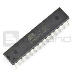 Mikrokontrolér AVR - ATmega8L-8PU DIP