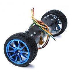 2WD samovyvažovací podvozek - dvoukolový podvozek pro vyvažovacího robota