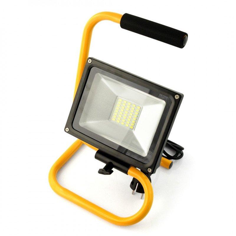 Venkovní lampa SMD LED ART, 20W, 1200lm, IP65, AC230V, 4000K - neutrální bílá