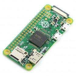 Raspberry Pi Zero 512 MB RAM