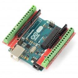 ScrewShield V2 - šroubové konektory pro Arduino