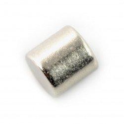 Válcový neodymový magnet - 3x4 mm