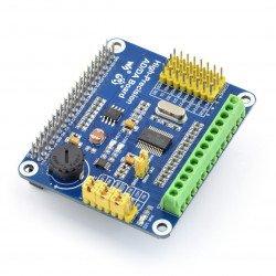 Převodník A / C a C / A pro Raspberry Pi - Waveshare