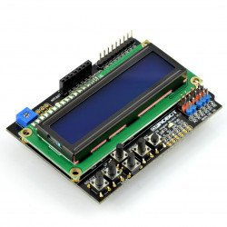 DFRobot LCD Keyboard Shield v1.1- displej pro Arduino
