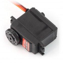 Servo PowerHD AR-1201MG 360 stupňů nepřetržitý provoz s oboustrannou montáží