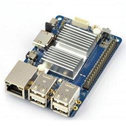 Odroid C1 + - Amlogic Quad-Core 1,5GHz + 1GB RAM