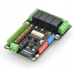 DFRobot Relay Shield - relé pro Arduino v2.1