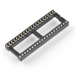 Zásuvka pro zařízení DIP 40kolíkový standard - 5 ks.