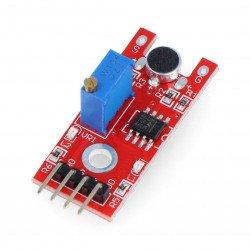 Zvukový senzor Iduino - mikrofon