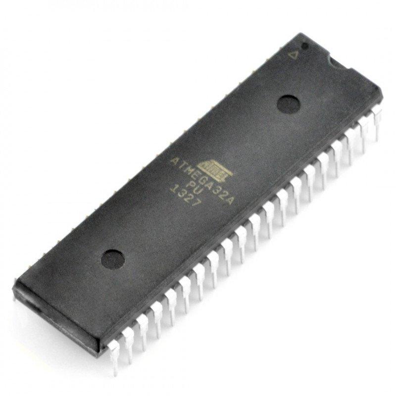 Mikrokontrolér AVR - ATmega32A-PU - DIP