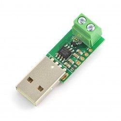 UCCB - modul s rozhraním CAN