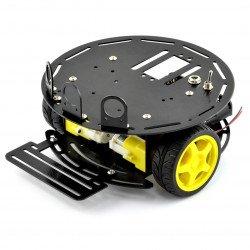 DFRobot Turtle 2WD - dvoukolový robotický podvozek s pohonem