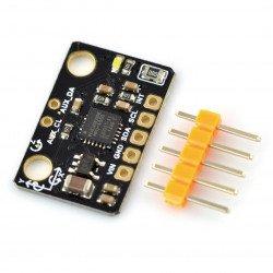 3osý akcelerometr a gyroskop MPU-6050 - modul DFRobot