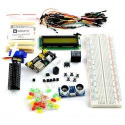 Prototypová sada Picoboard pro Raspberry Pi 4B / 3B + / 3B / 2B / Zero