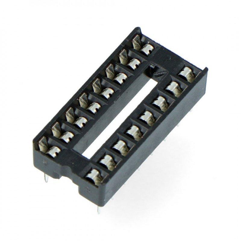 Zásuvka pro DIP 16kolíkový standard - 5 ks.