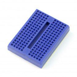Nepájivá deska - 170 děr - modrá