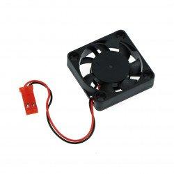 5V ventilátor 30x30x8mm - pro pouzdro Raspberry Pi