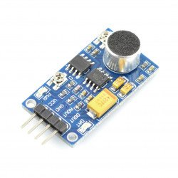 Zvukový senzor - analogový - modul Waveshare