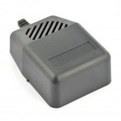 Plastové pouzdro Kradex Z92 - 85x61x32mm černé