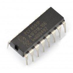 Převodník A / C a C / A 8bitový DIP PCF8591P
