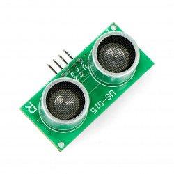 Ultrazvukový senzor vzdálenosti US-015 2-400 cm