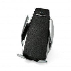 Automatický držák do auta s bezdrátovým nabíjením Smart Sensor S5