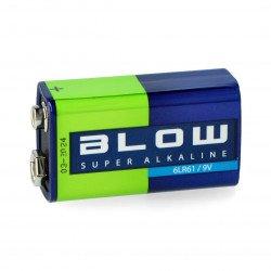 Blow Super alkalická baterie 9V 6LR61