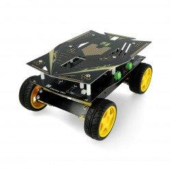 DFRobot Cherokey - čtyřkolový robot