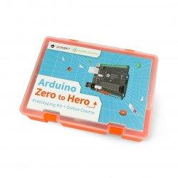 Gravity - sada Arduino od nuly k hrdinovi - DFRobot KIT0133