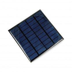 Solární článek 2W / 9V 115x115x3mm