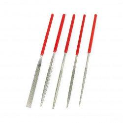 Sada mini pilníků - 5 ks