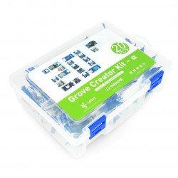 Grove Creator Kit - α - creator kit - 20 modulů Grove pro Arduino