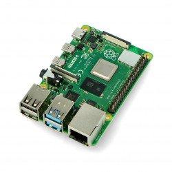 Raspberry Pi 4 model B WiFi dvoupásmový Bluetooth 2 GB RAM 1,5 GHz